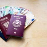 passport money