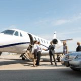 car plan private jet people