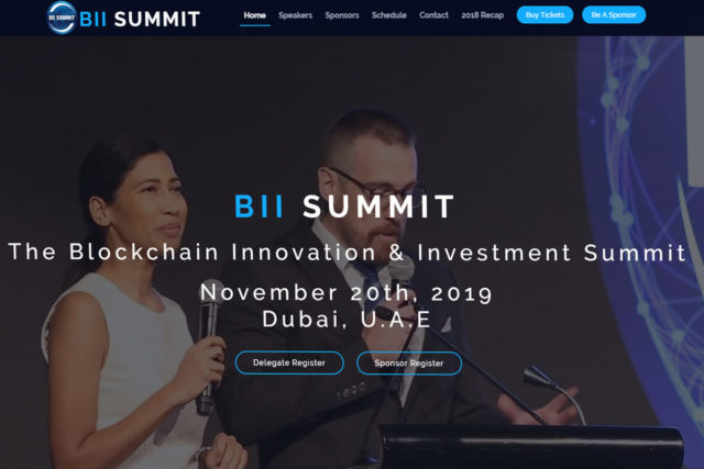 blockchain event summit