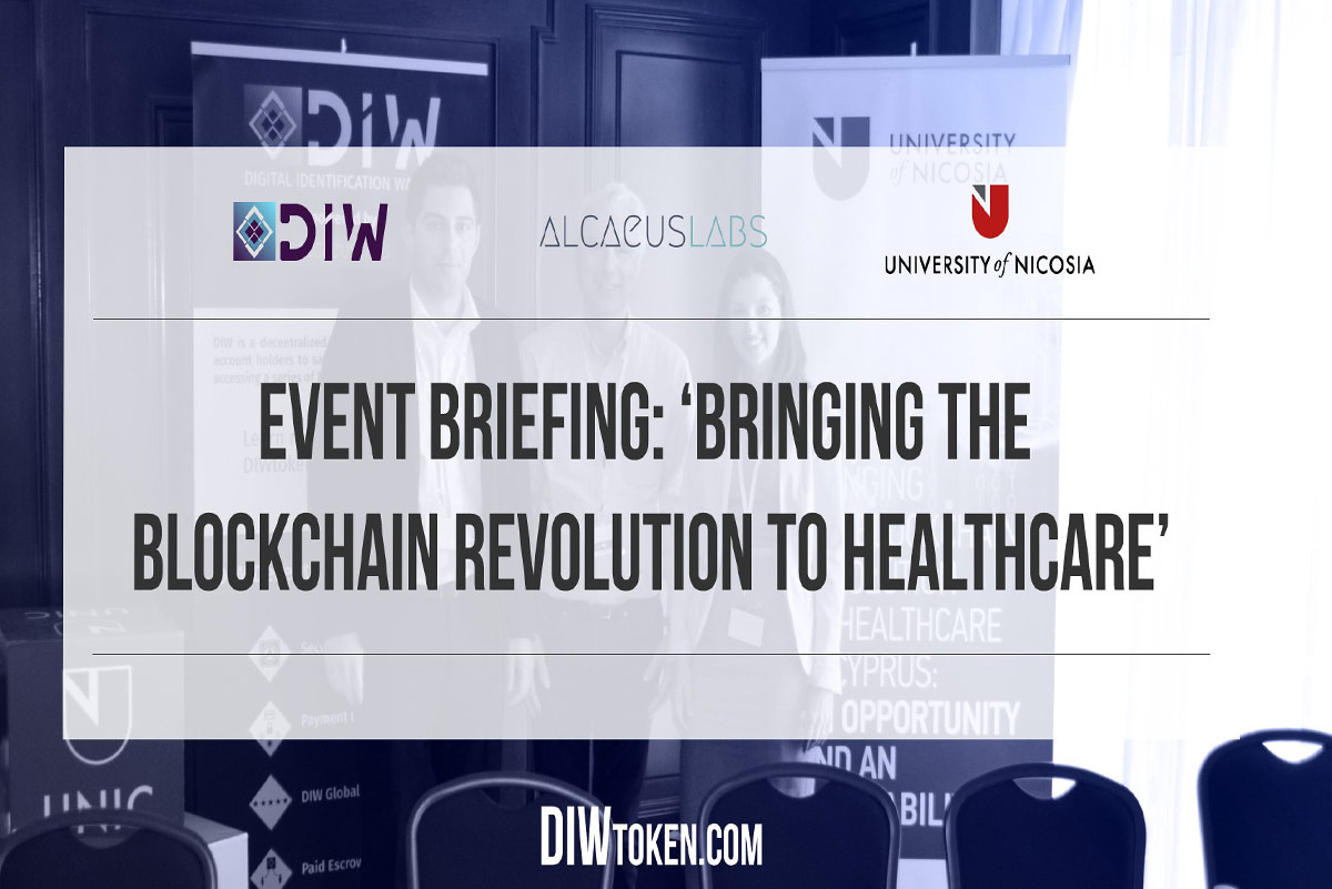diw event blockchain